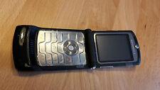 Motorola RAZR v3i Colore Nero/Con Pellicola/Pieghevole Cellulare/senza SIM-lock