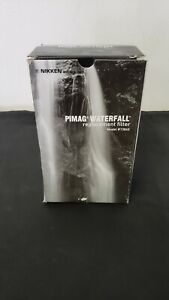 Nikken Pimag Waterfall Gravity Water System NEW Replacement Filter Model #13845