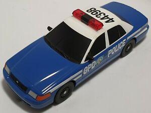SCALEXTRIC GOTHAM CITY POLICE CAR