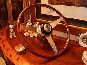 Rolls Royce Silver Cloud III H.J.M. Flying Spur Steering Wheel 42 cm NEW 1963-66