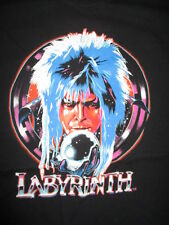 Vintage DAVID BOWIE LABYRINTH (XL) T-Shirt ZIGGY