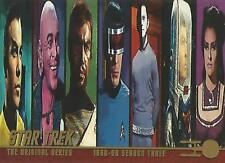 "Star Trek Original Series TOS Season 3: ""Coming Stardate: 01.99"" Promo Card"