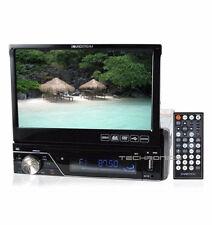 "SOUNDSTREAM VIR-7830B 7"" LCD TOUCHSCREEN FLIP OUT DVD CD USB MP3 CAR STEREO"
