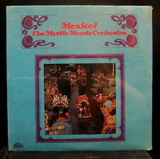 Mystic Moods Orchestra - Mexico LP New Sealed BT 6203 Audiophile 1/2 Speed 1st