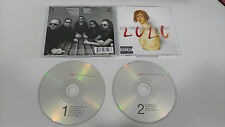 METALLICA & LOU REED LULU 2 X CD EU EDITION
