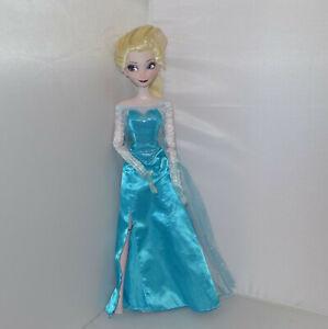Disney Store - singende XXL Elsa - frozen - Eiskönigin 17inch Barbie