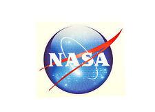 Auto Reflex Reflektor aufkleber NASA Sticker Reflexfolie tuning reflektierend