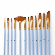 Taklon 4 Shader 2 7 Wash 3//4 Round 2 Loew-Cornell 1022208 All Media Brush Set