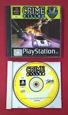 Crime Killer - PLAYSTATION - PSX - PS1 - USADO - EN BUEN ESTADO