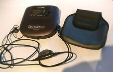 Sony Discman ESP Model D-335 Excellent Condition
