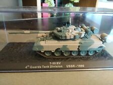 1:72 Altaya T-80 BV Russian die-cast model tank