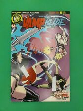 Vampblade Season Two #7 Winston Young Risque Variant