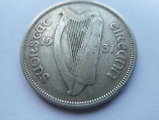 1931 IRELAND/IRISH/EIRE PRE-DECIMAL HALF CROWN COIN IN EXCELLENT CONDITION