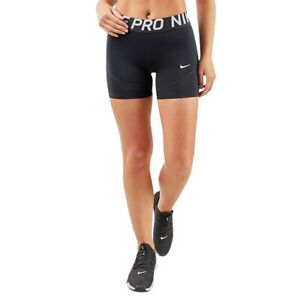 Nike Pro Women's 365 5 Inch Shorts In Black