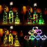 20 LED Cork Shaped Night Starry Fairy Light String Light Bottle Lamp Wine