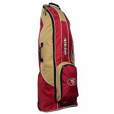 Brand New Team Golf Nfl San Francisco 49ers Golf Bag Travel Cover 32781