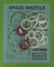 Zaccaria Space Shuttle pinball rubber ring kit