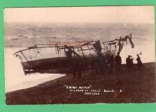 More details for emma maria russian schooner shipwreck portland 1903 rp  ab463