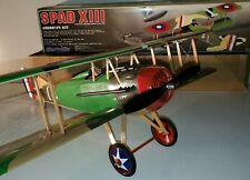 Great Planes Electrifly Spad XIII RC Airplane ARF W/ Motor and Extras - PLS READ