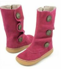 New LIVIE & LUCA Shoes Boots Marchita Tiempo Fushcia Pink Toddler 4 HTF