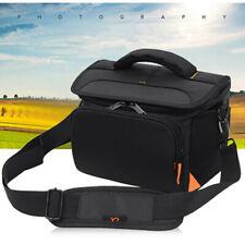 DSLR Camera Bag Shoulder Bag for Sony a6000 a6300 a5100 A7M2 with Rain Cover