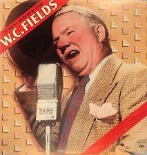 THE BEST OF W. C. FIELDS 2LP 1976 EDGAR BERGEN CHARLIE McCARTHY DON AMECHE NM!!!