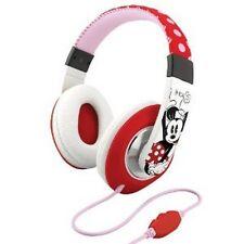 Disney iHome Kiddesigns Minnie Over-the-ear Headphones
