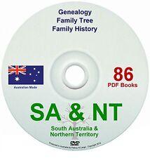 Family History Tree Genealogy South Australia & NT DV