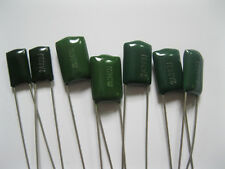 10 values 100pcs Polyester poly Film Capacitors Assortment Kit 1nF~100nF