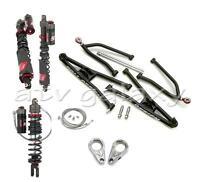 Roll Design Long Travel Arms + Elka Stage 5 Front Rear Shocks Yamaha Banshee