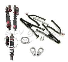 Roll Design Long Travel Arms + Elka Stage 5 Front Rear Shocks Yamaha Banshee 90