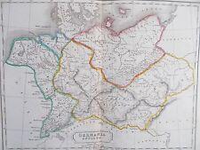 Map of Ancient German Empire. 1826. Butler. EUROPE. ROMAN EMPIRE