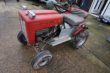 miniature massey tractor