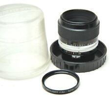 NIKON MICRO-NIKKOR P AUTO 55MM F/3.5 Lens - JAPAN
