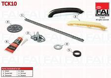 Timing Chain Kit To Fit Seat Ibiza Mk Iii (6L1) 1.2 (Bbm) 06/07-05/08 Fai Auto