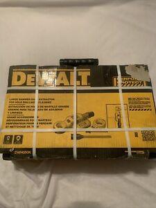 Dewalt Large Hammer Drill Dust Extraction/Collection System. Dewalt #DWH050K