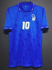 1994 Italy Home Shirt R.BAGGIO #10 Football Vintage Retro All Sizes