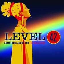 LEVEL 42 'SOMETHING ABOUT YOU : THE COLLECTION' (Best Of) CD (2015)