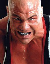 "KURT ANGLE TNA WRESTLING 8x10 ""Promo Photo WWF WCW WWE OLYMPIC Hero"