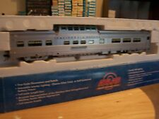ATLAS O SCALE WP DOME CHAIR CAR SILVER FEATHER #812 ITEM #3002153-2