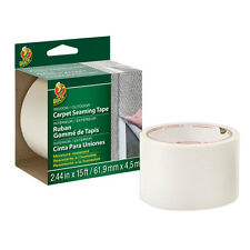 "Duck 442063 Fiberglass Carpet Seaming Tape, 2-7/16"" x 15'"