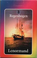 REGENBOGEN LENORMAND KARTEN - Susanne Schöfer & Katrin Rosali Giza - NEU