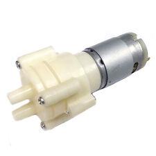 Mini Moteur Pompe à eau Réversible Engrenage Pulvérisation Aquarium DC  6-12V