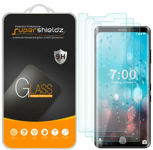 [3-Pack] Supershieldz Tempered Glass Screen Protector Saver for Sony Xperia 1