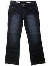"JAG ""Trouser"" mid-rise stretch boot cut jeans 11x33 EUC!"