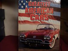 Great American Cars Photo Book 752 pages of print and photos Used Hardcover