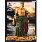 One Piece -Roronoa Zoro - Banpresto Master Star Piece - Original Figure - Rufy