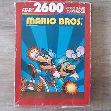 Atari 2600 | 7800 ► Mario Bros ◄ komplett in OVP