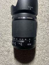 Tamron 18-200mm F/3.5-6.3 Di II VC All-In-One Zoom Lens for Canon Mount