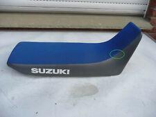 Suzuki DR 800 BIG SR 43 B  Sitzbank blau Sitz Sattel Seat  2
